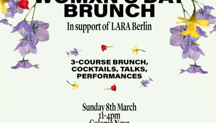 Colonia Nova - International Women's Day Brunch