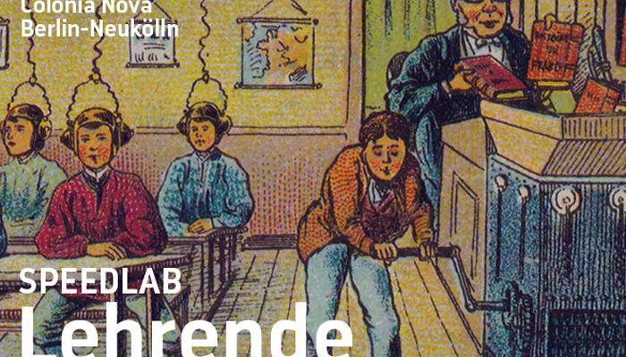Colonia Nova - Speedlab: Teaching in the Future