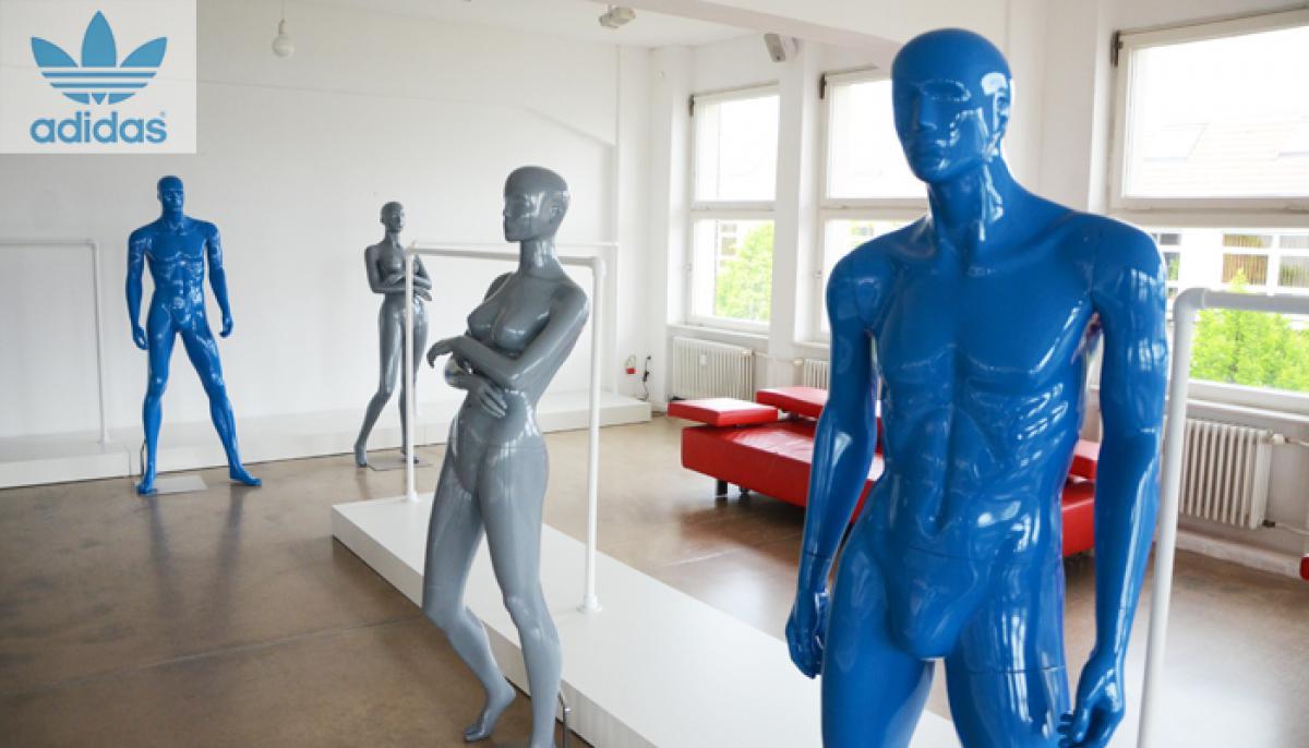 Colonia Nova - Showroom Berlin, Adidas