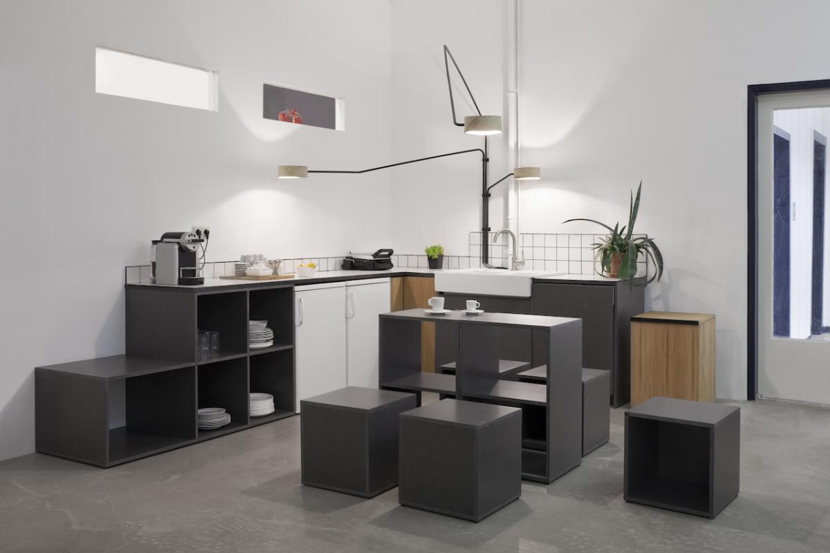 Colonia Nova - Kitchen
