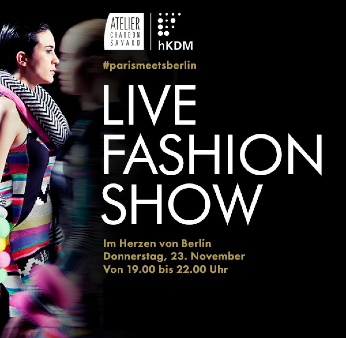 Colonia Nova - Fashion Show Berlin