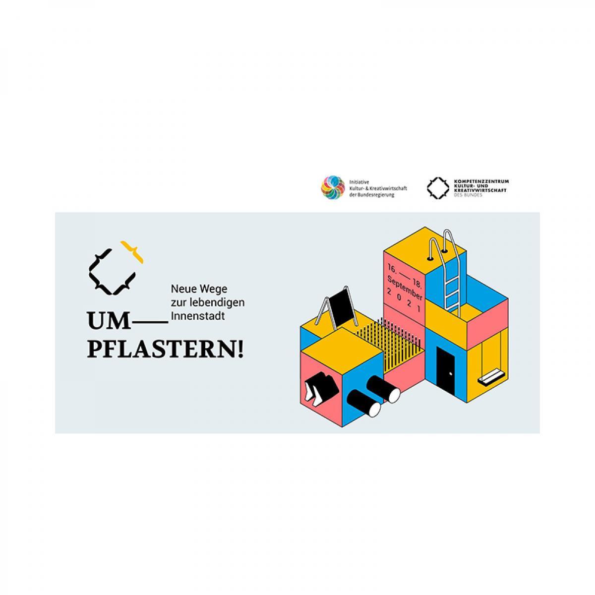 Colonia Nova - Kreativ Bund - UM-PFLASTERN!